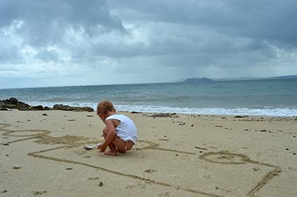Dziecko i Indie