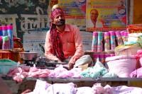 Sprzedawca kolorów