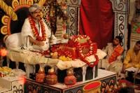 Śpiewy w świątyni to nieodłączny element każdego święta