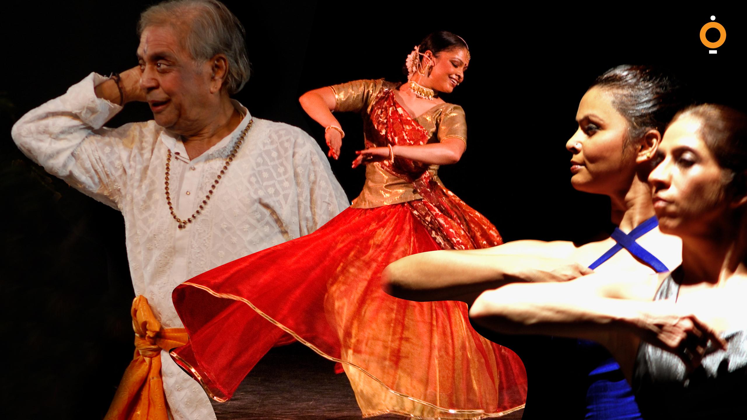Wykład, pokaz i warsztaty tańca kathak